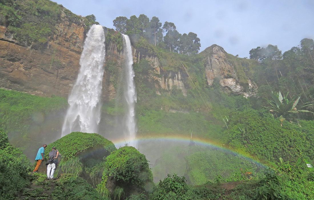 Sipi Falls Mountain Elgon